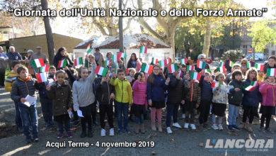 Photo of Acqui Terme – Giornata dell'Unità Nazionale e delle Forze Armate (Video)