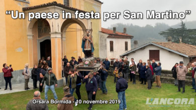 "Photo of Orsara Bormida – ""Un paese in festa per San Martino"" (VIDEO)"