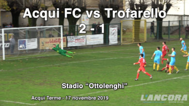 Photo of Calcio – Acqui FC vs Trofarello 2 – 1 (VIDEO)