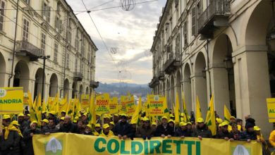 """Photo of In 20 mila da tutto il Piemonte perché """"senza l'agricoltura il Piemonte frana"""""""