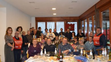 Photo of Bubbio: raduno della sezione comunale dell'Avis