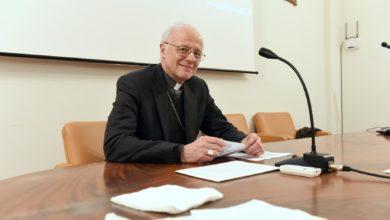 Photo of Un messaggio del Vescovo di Acqui, mons. Luigi Testore, datato 10 marzo 2020