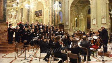 Photo of Concerto di Santo Stefano in San Francesco con il coro Mozart