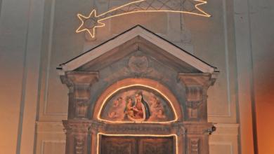 Photo of Il Natale celebrato al     Santuario della Madonnina