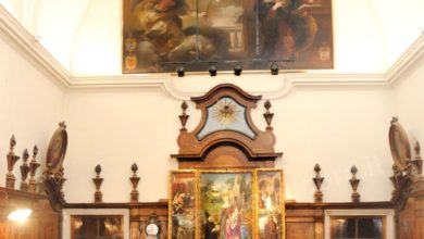 Photo of Sottoscrizione per i restauri dell'aula capitolare