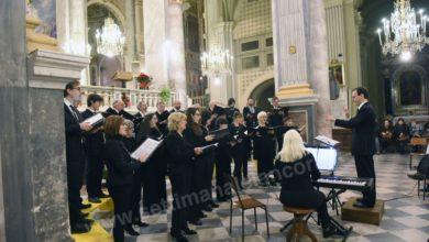 """Photo of Il concerto dell'Epifania della Corale """"Santa Cecilia"""" in Duomo"""