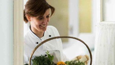 Photo of Cartosio, Federica Rossini chef del ristorante Cacciatori all'UNISG di Pollenzo