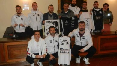 Photo of Il Basket Nizza presentato in Comune