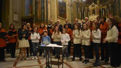 """Photo of Concerto di Natale """"Auguri alla città"""""""