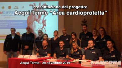 """Photo of Acqui Terme – Presentazione del progetto: Acqui """"area cardioprotetta"""" (VIDEO)"""