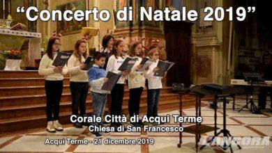 Photo of Concerto di Natale 2019 della Corale Città di Acqui Terme (VIDEO)