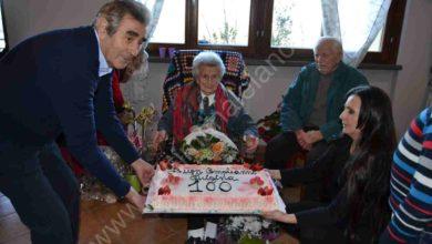 Photo of Montabone, festeggiati i cent'anni di Luigina Musso
