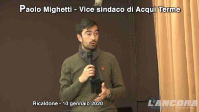 Photo of Acqui Terme – Il vicesindaco Paolo Mighetti parla del centro sportivo Mombarone (VIDEO)