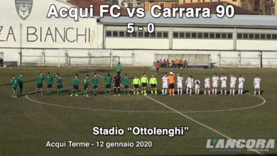 Photo of Calcio – Acqui FC vs Carrara 90  5 – 0 (VIDEO)
