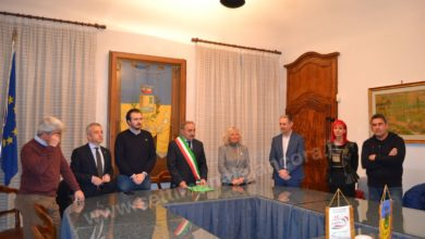 Photo of Terzo: conferita cittadinanza onoraria a Riccardo Molinari, Franca Biglio e Marco Protopapa