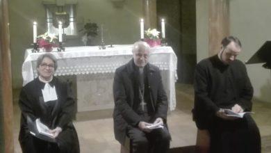 Photo of Solenne preghiera ecumenica nella settimana per l'unità dei cristiani