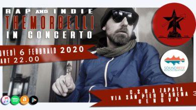 Photo of TheMorbelli in scena a Genova il 6 febbraio