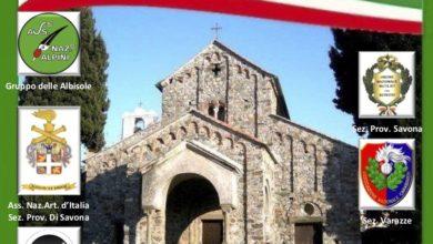 Photo of Albisola Superiore, consegna della bandiera della Federazione provinciale AICI di Savona