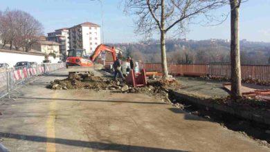 Photo of A fine febbraio il doppio senso di marcia sul muraglione di via Gramsci
