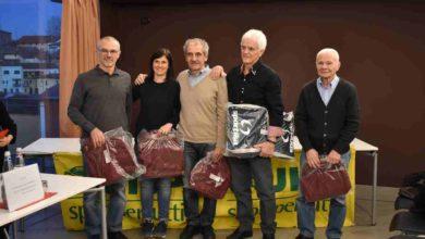 """Photo of Podismo: Al """"Salone dei Bianchi"""" le premiazioni UISP"""