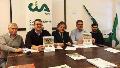 Photo of Cia: a Febbraio via agli incontri con gli agricoltori dell'Astigiano