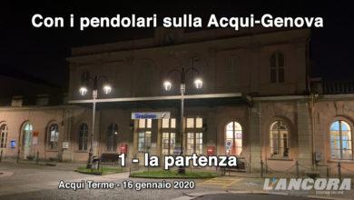 Photo of Acqui Terme – Con i pendolari sulla Acqui-Genova (PRIMA PARTE) – VIDEO