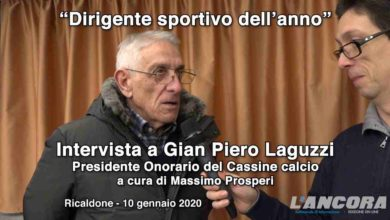 Photo of Ricaldone –  Intervista a Gian Piero Laguzzi (VIDEO)