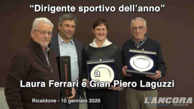 "Photo of Ricaldone – ""Dirigente sportivo dell'anno"" – le premiazioni (VIDEO)"
