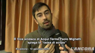 Photo of Gli acquesi pagheranno  200mila o 600mila euro? (VIDEO)