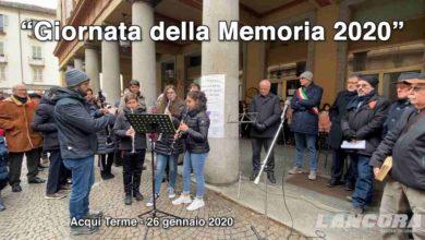 Photo of Acqui Terme – Giornata della Memoria 2020 (VIDEO)
