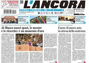 Photo of In edicola il giornale n°7 del 23 febbraio 2020 (VIDEO)