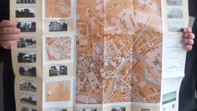 """Photo of La """"cartina salesiana di Nizza"""" va oltre confini: Roma-Assisi-il mondo"""