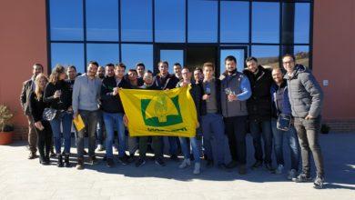 Photo of Giovani Imprenditori Coldiretti in visita nel territorio dell'Acquese e Ovadese