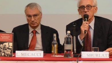 """Photo of """"Besprizornye"""", il libro di Luciano Mecacci"""