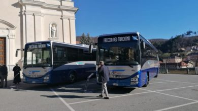 Photo of Masone: presentati due nuovi autobus per le corse valligiane