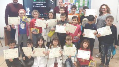Photo of I bambini delle scuole di Niella Belbo ai centri odontoiatrici Tealdo