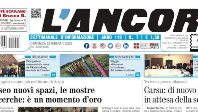 Photo of L'Ancora: sul numero 7 un edicola da giovedì 20 febbraio