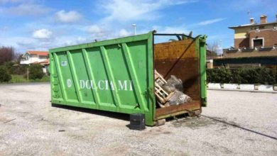 Photo of A Ricaldone il container per gli ingombranti