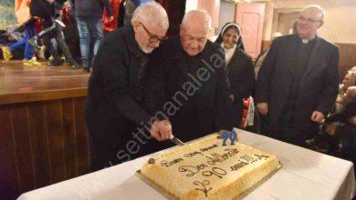 Photo of Visone: il paese in festa per i 90 anni di don Vignolo