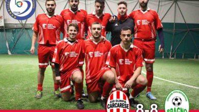 Photo of Calcio a 5 Valle Bormida: Bragno-Olimpia finisce 8-8