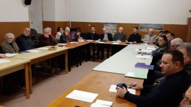 Photo of Seduta di insediamento del Consiglio Pastorale Diocesano
