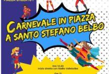 Photo of Sabato 22 il Carnevale a Santo Stefano Belbo