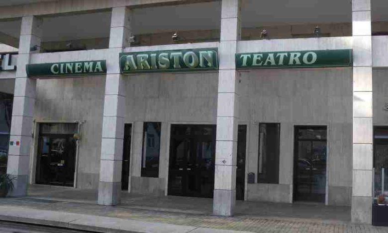 Teatro ariston esterno