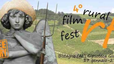 Photo of Bistagno: sospese in Gipsoteca le proiezioni del 4º Rural Film Fest