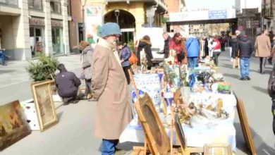 Photo of Mercatino antiquario ad Acqui Terme