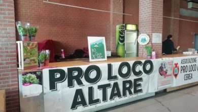 "Photo of Altare: la Pro Loco ha partecipato a ""PianuraGolosa"""