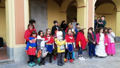 Photo of Carpeneto: Festa di carnevale per i ragazzi dell'Oratorio