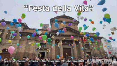 Photo of Nizza Monferrato – Festa della Vita 2020 (video)