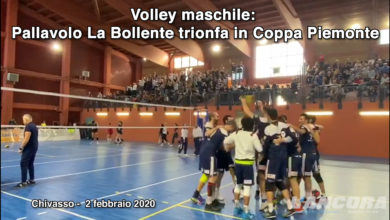 Photo of Volley maschile: Pallavolo La Bollente trionfa in Coppa Piemonte
