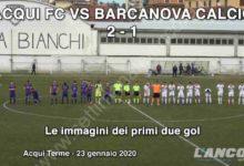 Photo of Calcio – Acqui FC vs Barcanova calcio 2-1 (VIDEO)